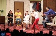 """Comedie pentru oameni inteligenți: """"TOC TOC"""" în seara asta în Sala Barbu Știrbei"""