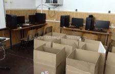 Ateliere Fără Frontiere și ENGIE Romania au donat computere recondiționate Școlii din Radovanu