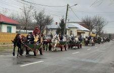 Peste 2.000 de oameni au fost prezenți la Bobotează în comuna Borcea!