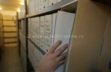 Arhiva Consiliului Județean Călărași se digitalizează