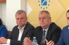 Daniel Drăgulin și Valentin Barbu, validați de BEx al PNL pentru Primăria Călărași și Consiliul Județean