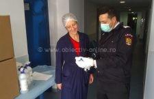 Echipamente medicale de protecție din cele aduse din Coreea de Sud au ajuns și în Călărași