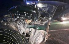 Tânăr de 19 ani, rănit într-un accident rutier petrecut în comuna Dragalina
