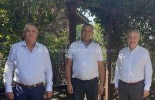 Ionuț Stan şi-a anunțat candidatura pentru al doilea mandat la Primăria Lehliu Sat!