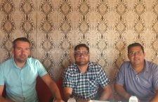 Valentin Istriţeanu, Alexandru Giurcan şi Radu Alexandru, trei oameni de afaceri care au reuşit în comuna Spanţov