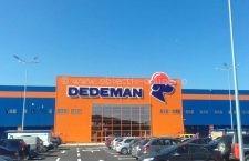 Dedeman deschide pe 23 septembrie, la Călărași, magazinul cu numărul 54 al rețelei