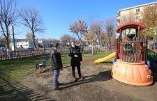 Primăria Călăraşi îşi doreşte parcuri sigure pentru copii