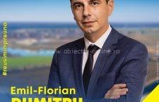 Emil-Florian Dumitru, președinte PNL Călărași: Facem o campanie bazată pe soluții și nu pe demagogie