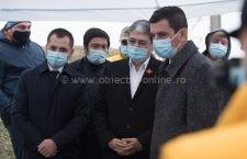 Ministrul Fondurilor Europene, Marcel Ioan Boloș, a fost prezent la Călărași