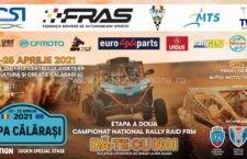 Rally Raid, pentru prima dată în județul Călărași, în perioada 23-25 aprilie