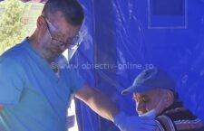 Maratonul vaccinării în Călăraşi şi Olteniţa