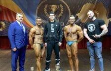 Bogdan Marian Duţă şi Cătălin Marian Ioniţă, medalii de aur la Cupa României şi Cupa Universitară la Culturism şi Fitness