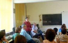 ISJ a demarat o anchetă la Liceul Nicolae Bălcescu din Oltenița unde directoarea a lovit un elev