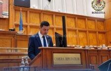 """Deputat Emil Dumitru – declarație politică: """"Liceele agricole și învățământul dual"""""""