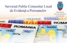 SPCLEP Călărași | Condițiile eliberării unui nou act de identitate