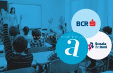 BCR și Adservio digitalizează procesul de învățare pentru 16.000 de elevi