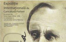 Invitație vernisaj: Expoziție internațională de caricatură la Biblioteca Județeană Călărași